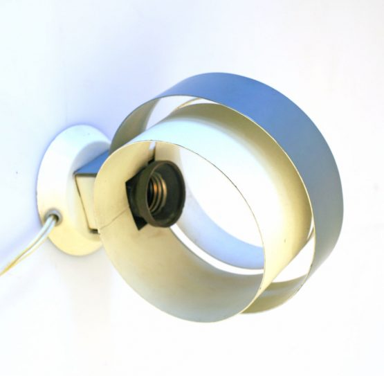 Louis Kalff Philips vintage metal wall lamp