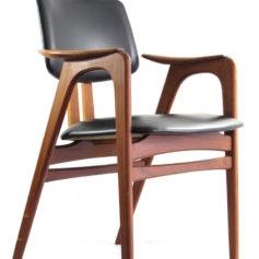Cees Braakman Pastoe vintage fifties relax armchair
