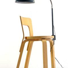 Hala adjustable vintage fifties desk lamp