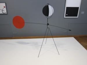 Alexander Calder exhibition in The Hague02
