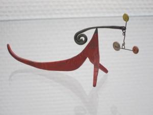 Alexander Calder exhibition in The Hague07