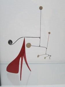 Alexander Calder exhibition in The Hague09