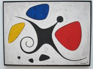 Alexander Calder exhibition in The Hague12