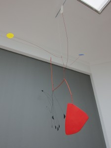 Alexander Calder exhibition in The Hague22