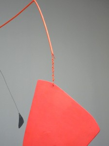 Alexander Calder exhibition in The Hague23