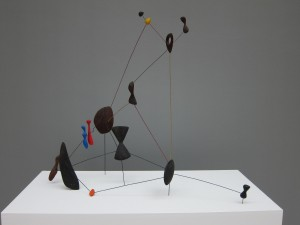 Alexander Calder exhibition in The Hague24