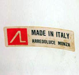 arredoluce-gino-sarfatti-logo