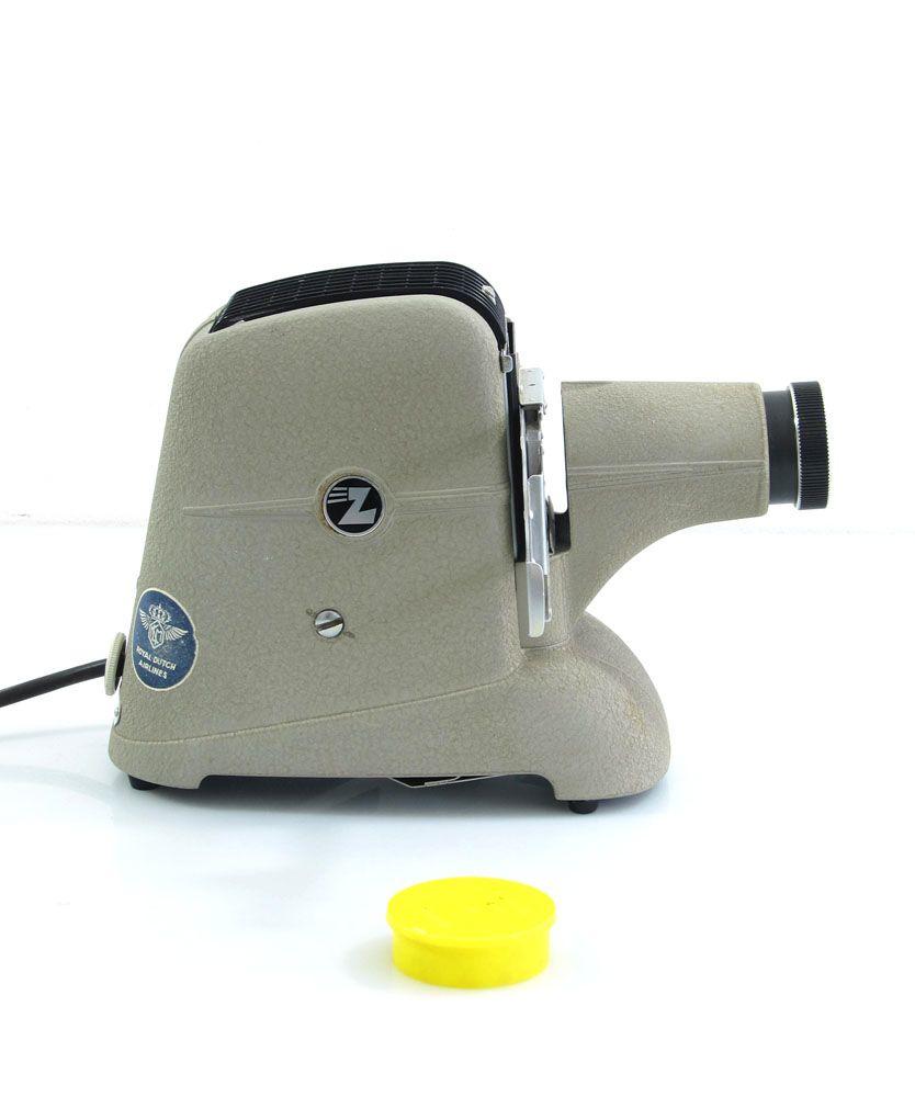 Voigtländer slide projector