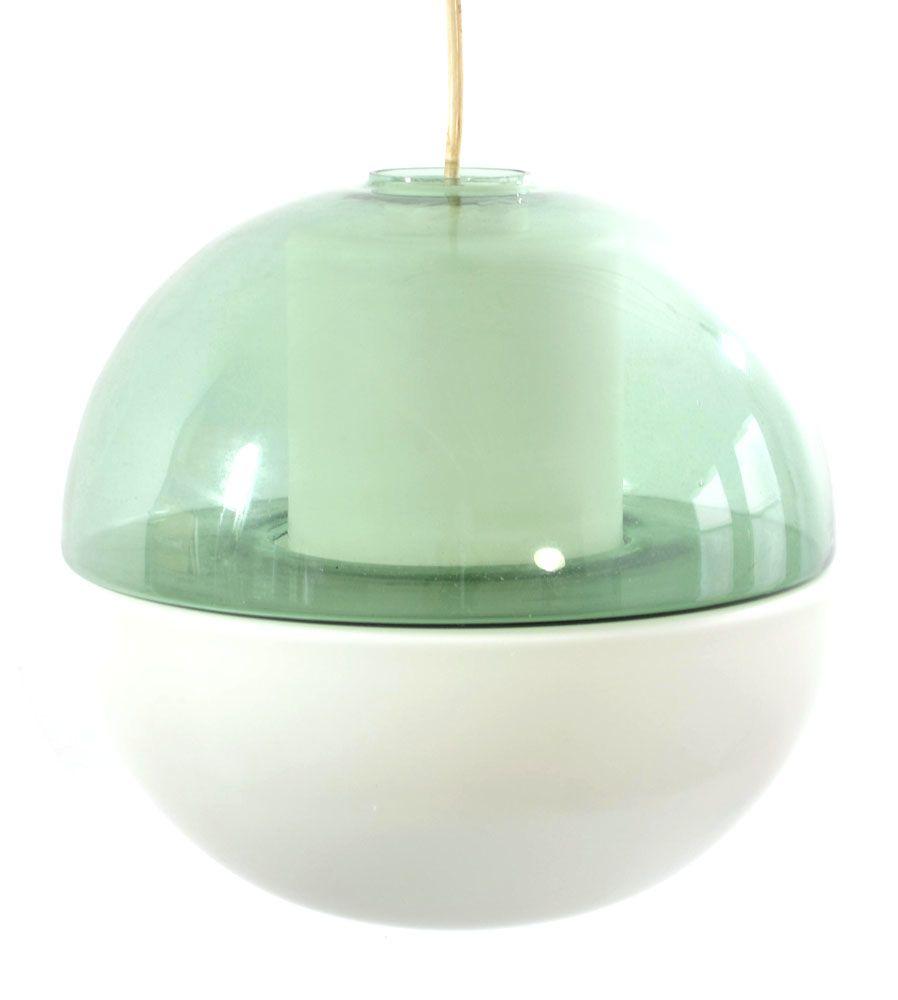 Tapio Wirkkala Green Vintage Hanging Lamp Sold Bdf