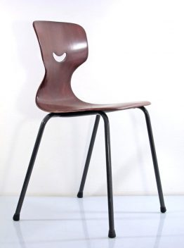 plywood vintage chairs