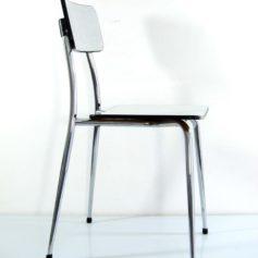 American kitchen vintage formica design chair