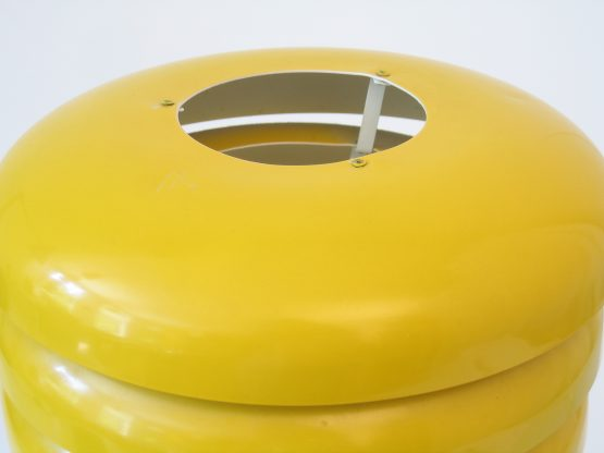 Hans Agne Jakobsson yellow sixties table lamp