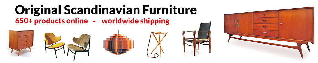 danish vintage furniture