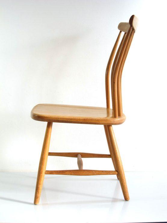 Åkerblom vintage chair designed by Gunnar Eklöf