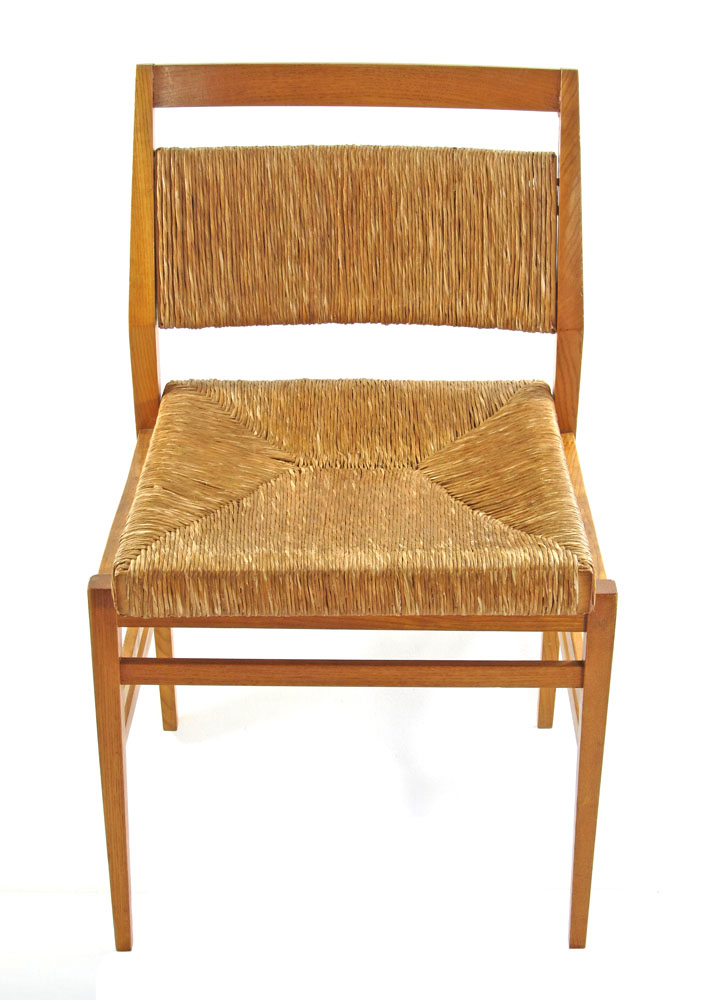 Gio ponti leggera style wooden chairs 60s vintage bom for Bom design furniture