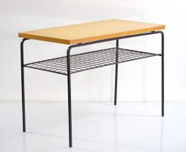 Vintage 50s Side table by Exqvisita Style AB Stockholm