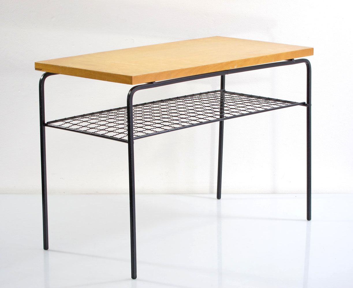 Vintage 50s side table by exqvisita style ab stockholm for Bom design furniture