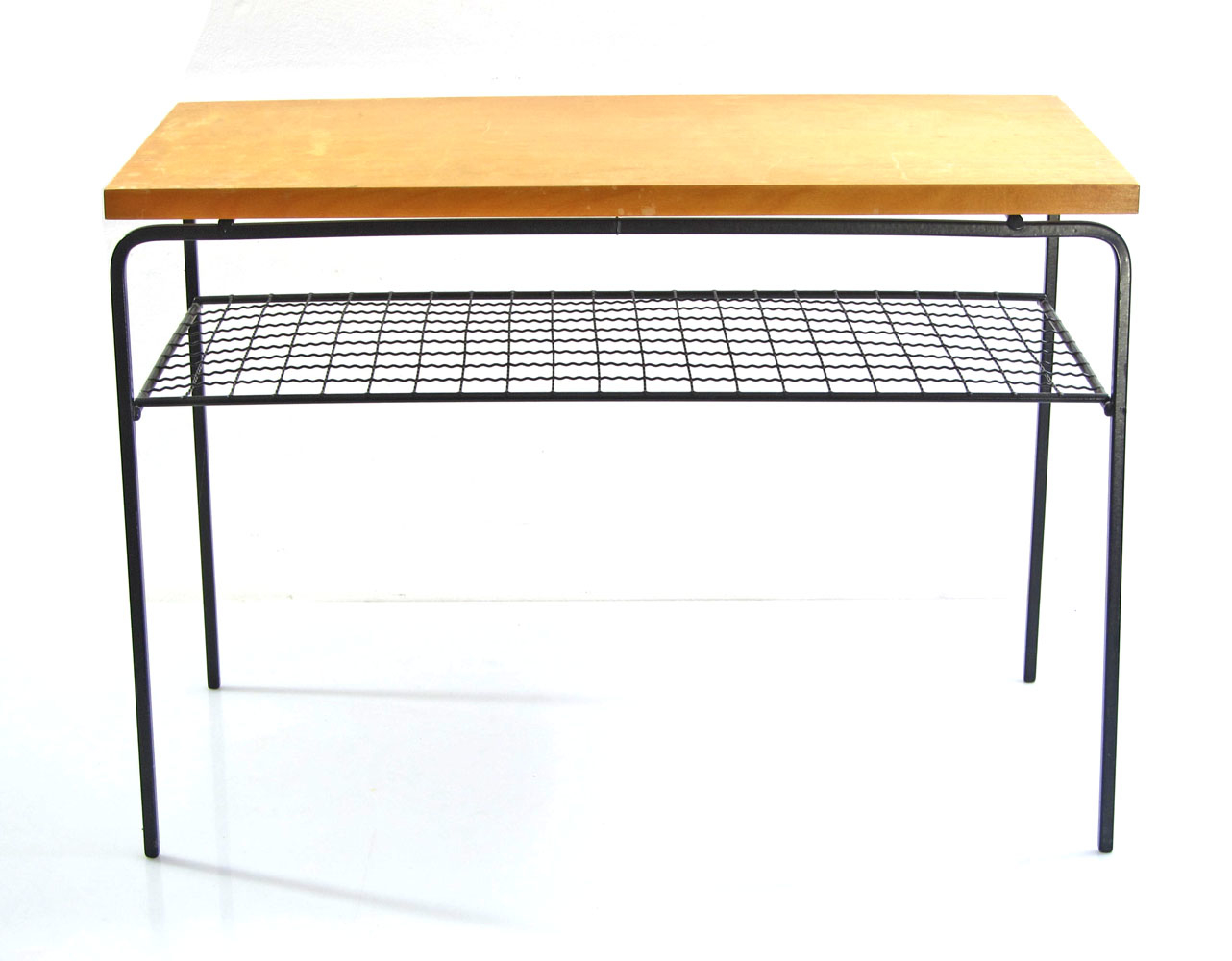 Vintage 50s side table by exqvisita style ab stockholm for Retro side table