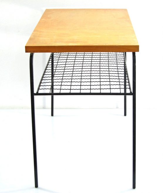 Vintage 60s Side table by Exqvisita Style AB Stockholm