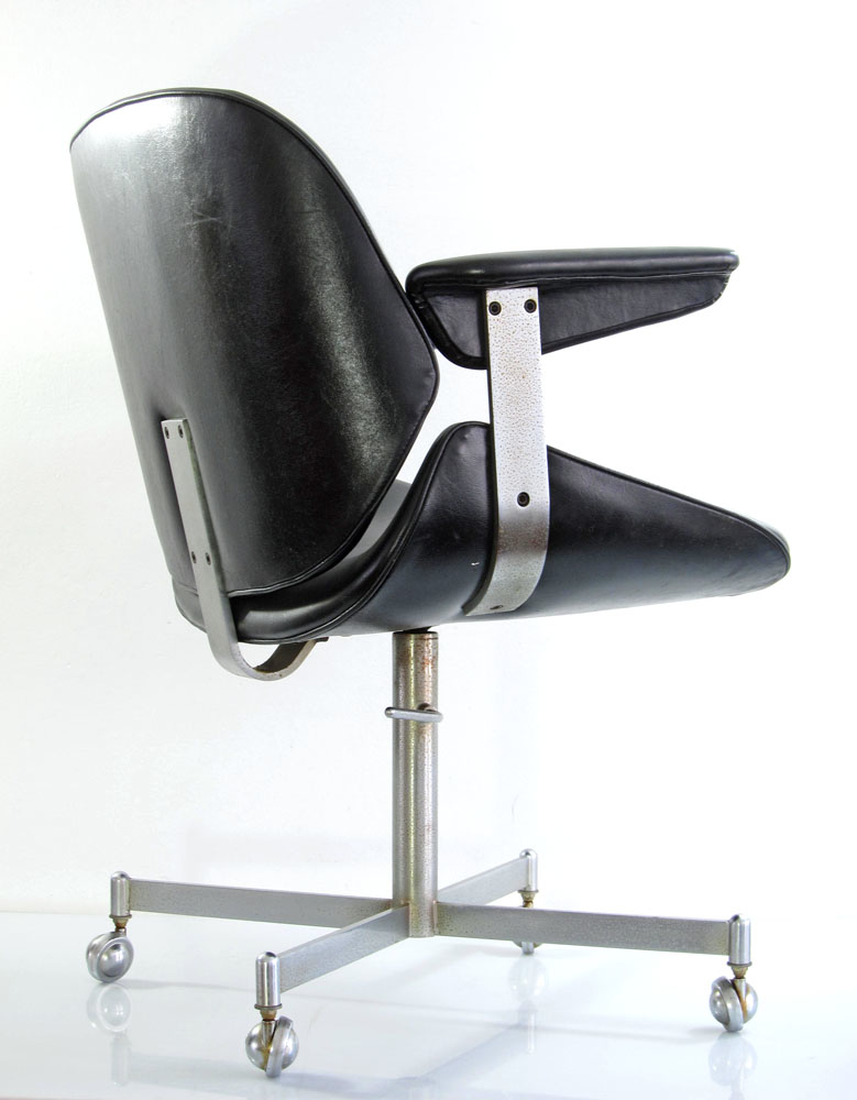 desk chairs artifort sixties vintage adjustable office chair
