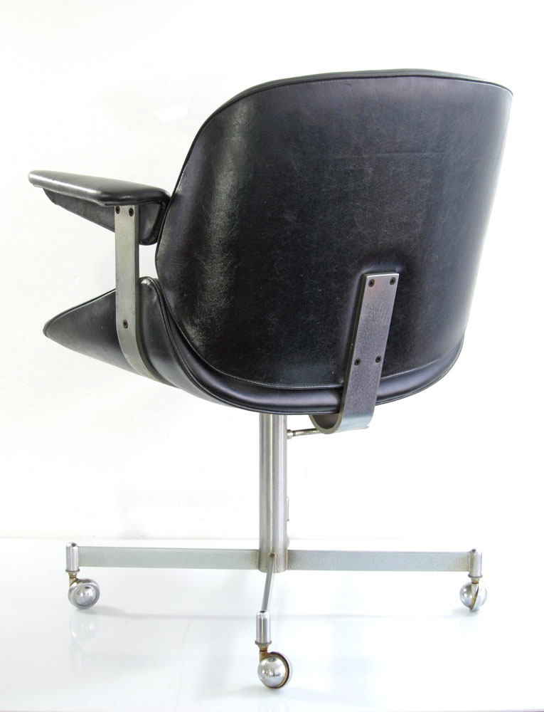 Artifort sixties vintage adjustable office chair