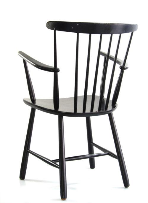 Billund Dining Chair Danish vintage design 1960