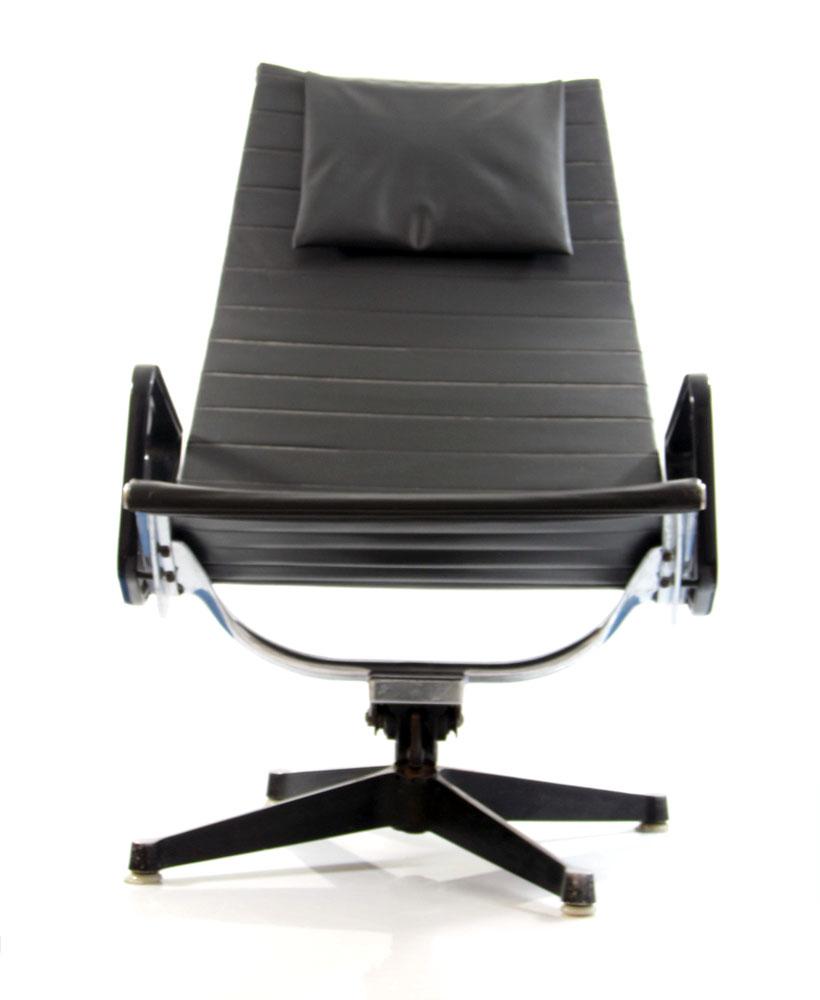 Eames lounge chair ea 124 original vintage sold - Eames office chair original ...
