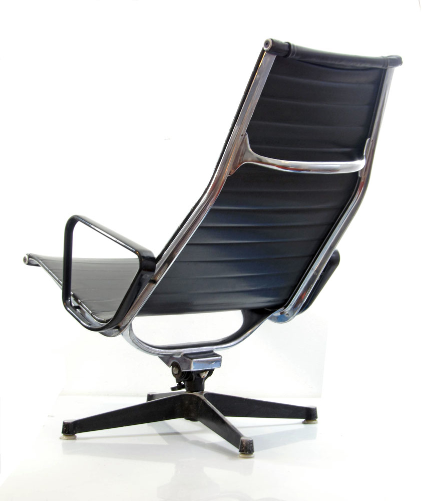 eames lounge chair ea 124 original vintage sold