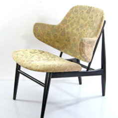 I.B. Kofod Larson vintage Danish design lounge chair