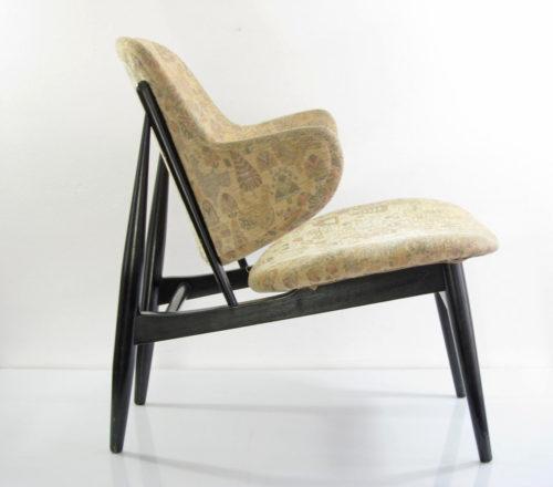 I.B. Kofod Larson vintage Danish design lounge chair