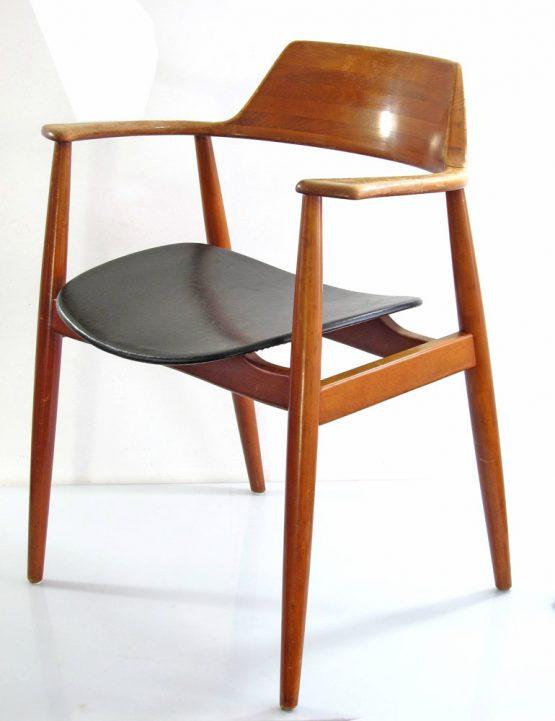 Wilkhahn vintage design 411 armchair 1955 by Hartmut Lohmeyer