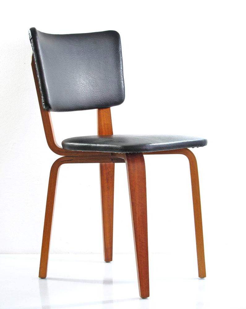 Cor Alons Chair Retro Fifties Plywood