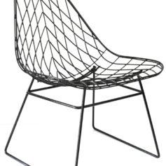 Cees Braakman metal wire sixties pastoe chair