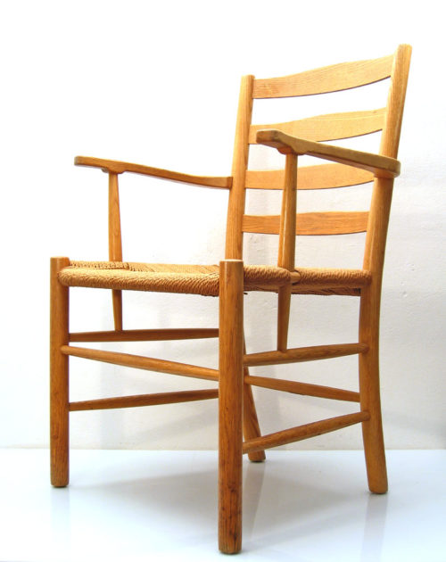 Kaare Klint danish vintage chair, Fritz Hansen - Bom Design Furniture