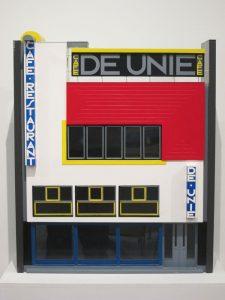 JJP Oud in the Gemeente Museum Den Haag