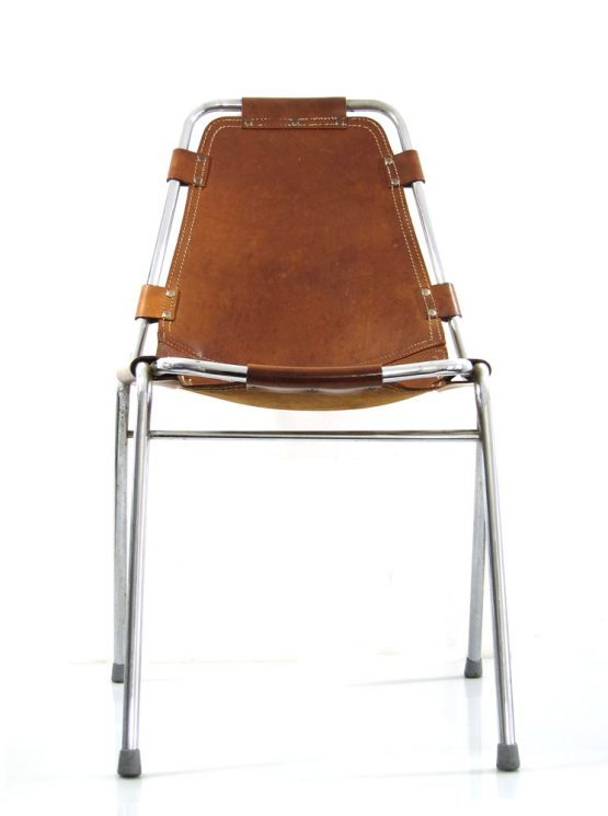 Charlotte Perriand Les Arcs sixties vintage chair