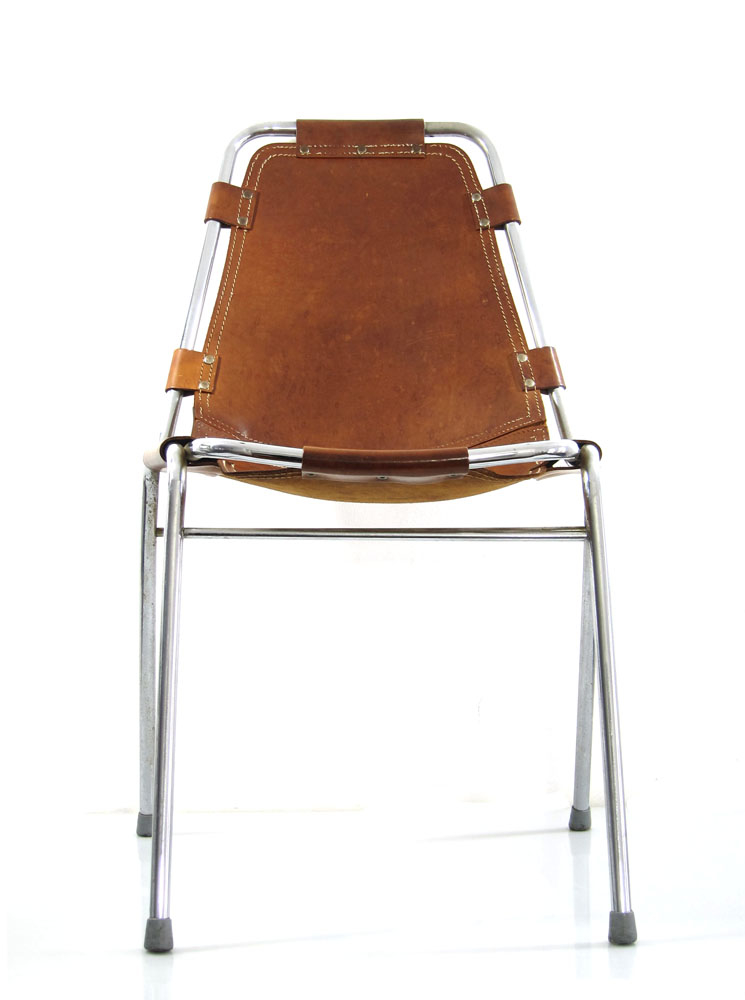 Charlotte Perriand Les Arcs Sixties Vintage Chair Sold