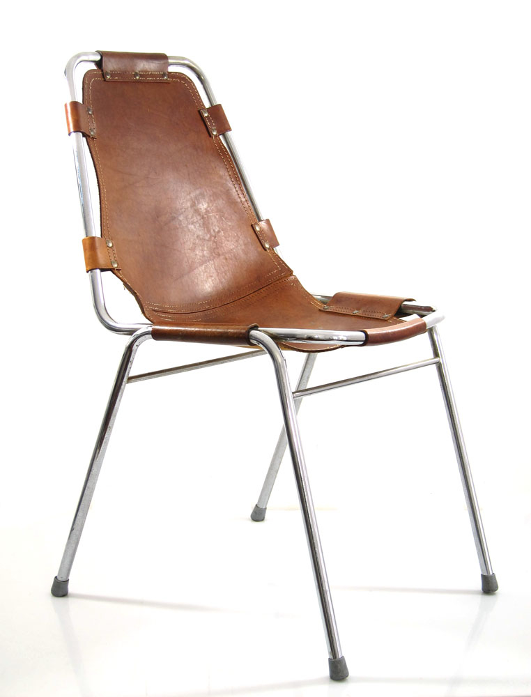 Charlotte Perriand Les Arcs Sixties Vintage Chair Eames
