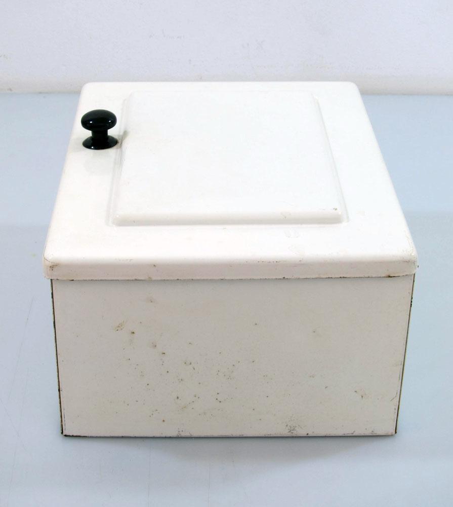Fifties metal Brabantia bathroom cabinet