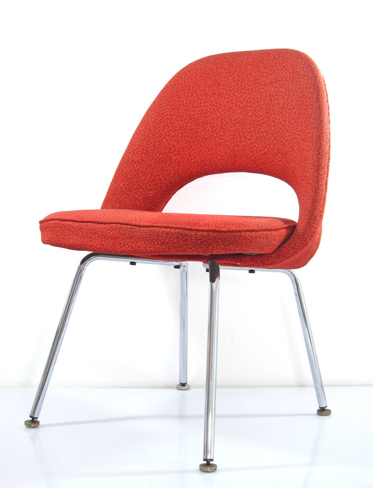 Gentil Eero Saarinen Vintage Knoll Side Chair