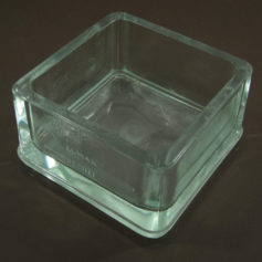 Lumax Molded Glass Office Accessory by Le Corbusier
