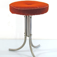 Paul Schuitema Fana D3 Vintage Piano stool Bauhaus, Art Deco, Poul Henningsen, Mies van der Rohe, Wagenfeld, Marianne Brandt
