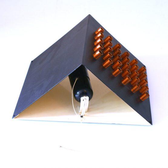 Raak Frank Ligtelijn style fifties retro wall sconce wall lamp.