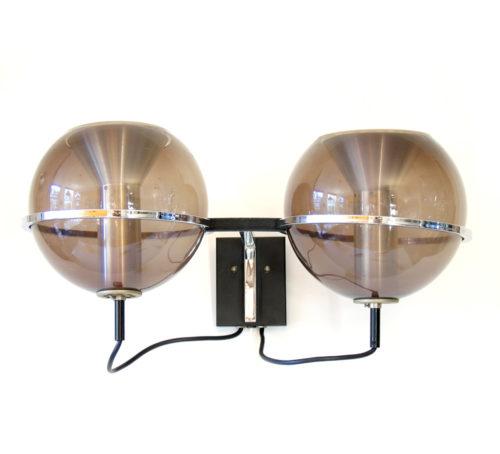 Frank Ligtelijn Raak globe wall lamp