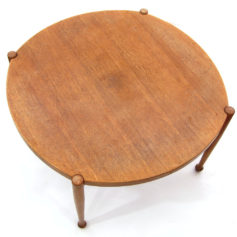 Danish, Scandinavian vintage design oak coffee table