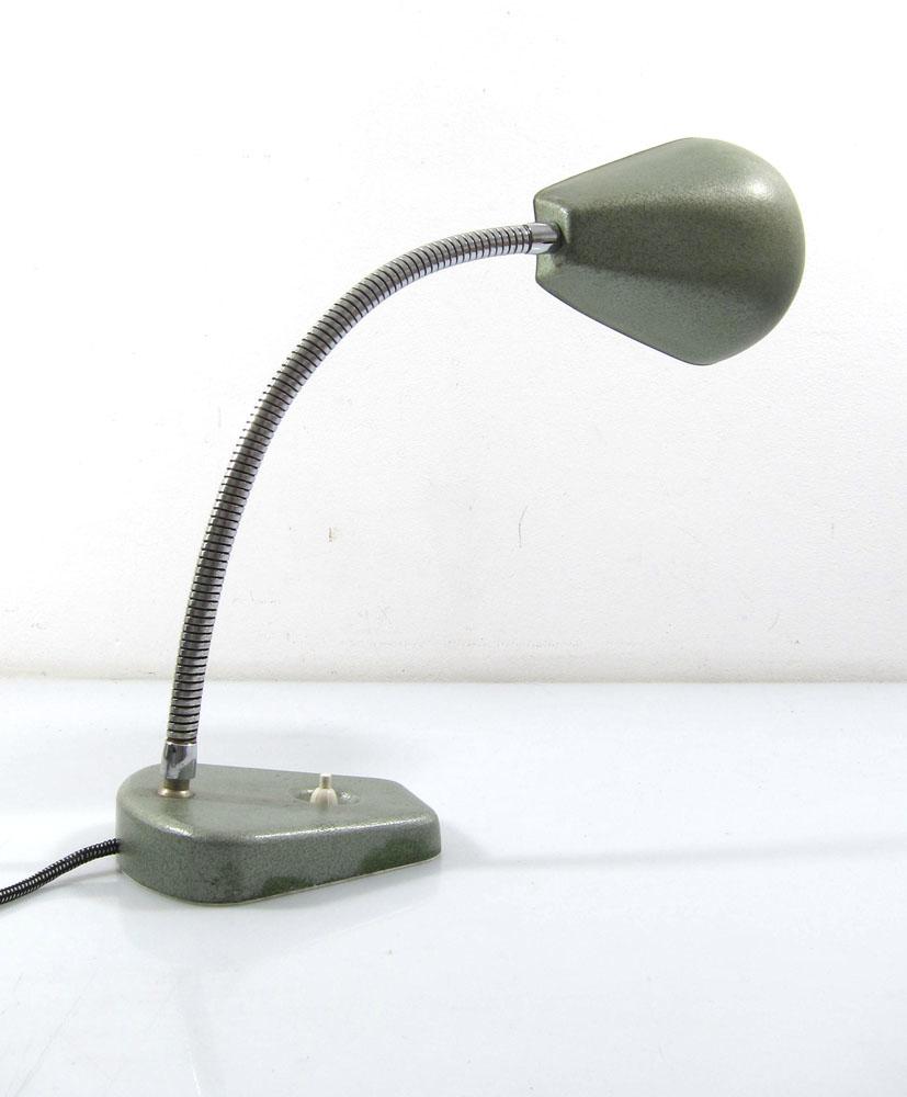 Bauhaus adjustable vintage desk lamp