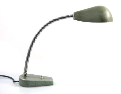 Bauhaus adjustable vintage desk lamp