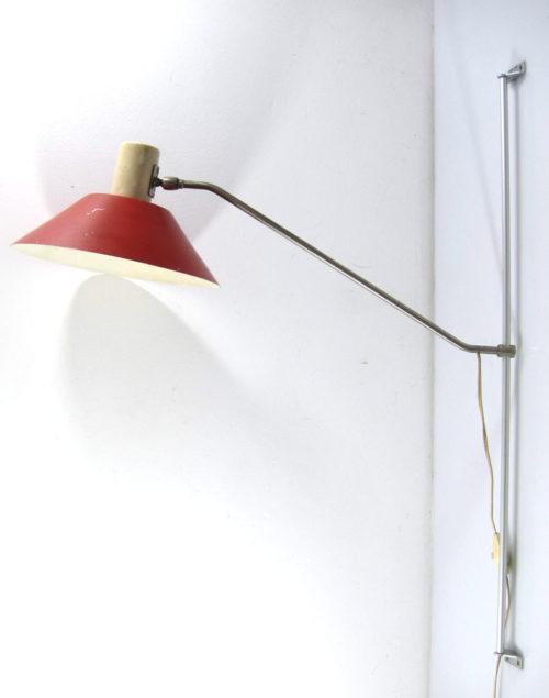 Hiemstra wall lamp adjustable sixties Evolux