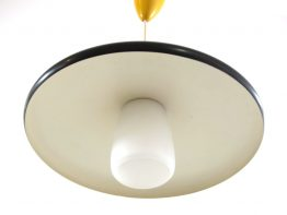 Louis Kalff pendant lamp 1950s design