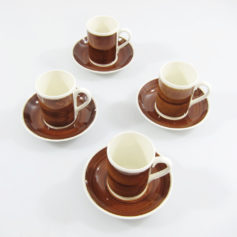 Royal Sphinx coffee cups vintage